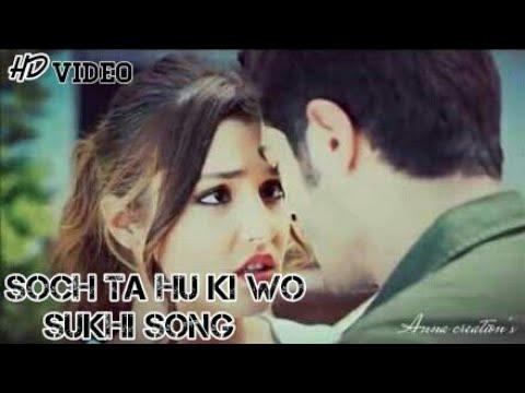 Sochta Hu Ki Wo Kitne Maasum They | Arijit Singh | New Video | 2017 | LOVE SONG