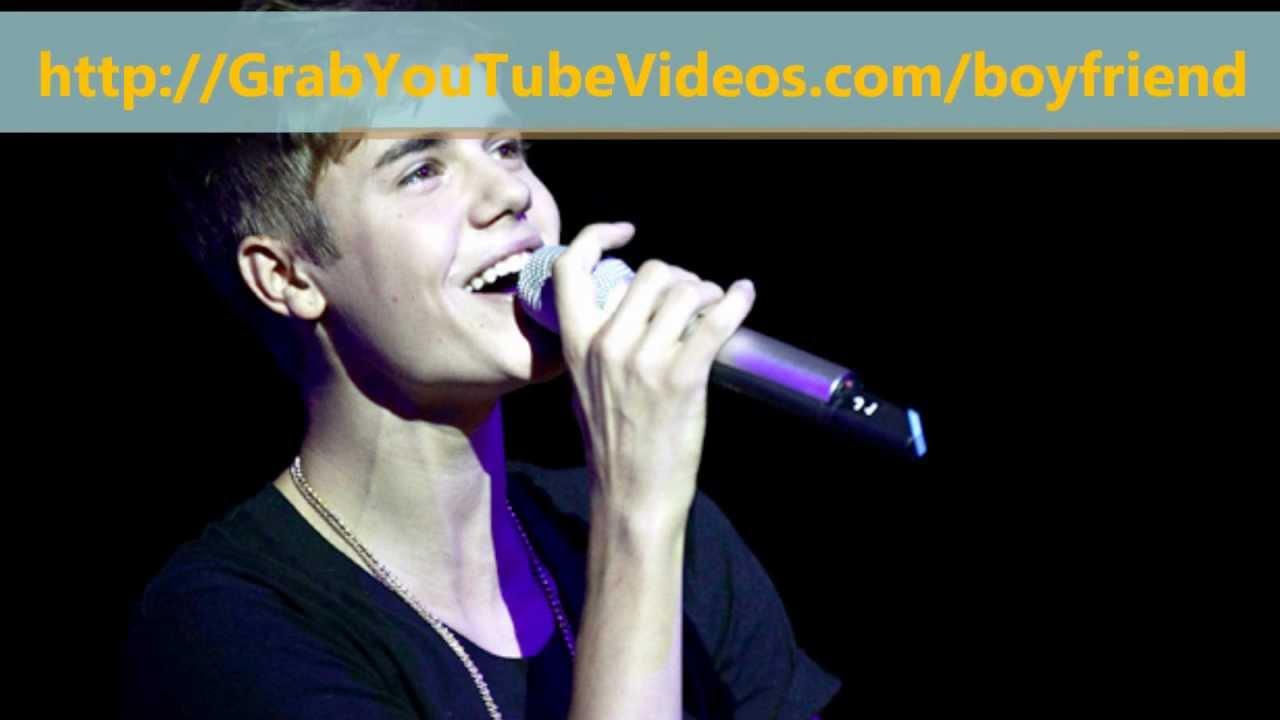 Justin Bieber Boyfriend Free Mp3 Download Youtube