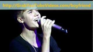 Justin Bieber - Boyfriend (Free MP3 Download)