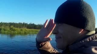 Рыбалка в северной Карелии, 2017 г. Компиляция видео.