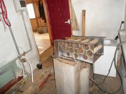 Самодельный теплообменник газовый воздушный теплообменник нержавеющая сталь мощность