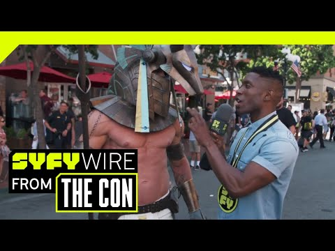 San Diego Comic Con Day 3: Everything That Happened   SDCC 2018   SYFY WIRE