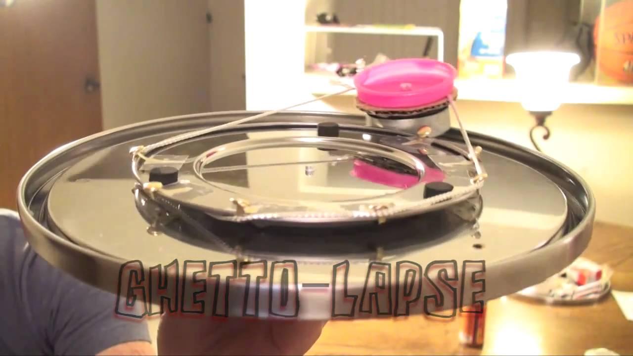 Time Lapse Pan DIY Under $10 - YouTube