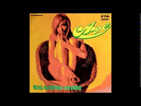 Los Golden Stars - Angel (FULL ALBUM, 1968, Peru)