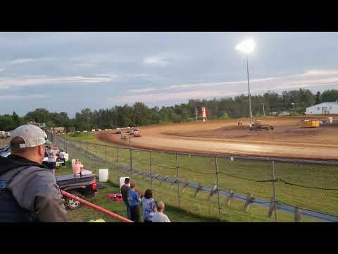 Proctor Speedway - Pure Stock Heat 1 - 8/2/19