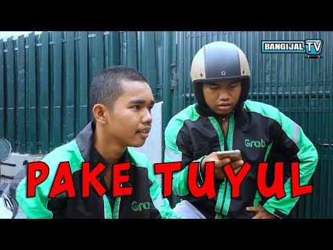 OJEK ONLINE PAKE TUYUL    KOMPILASI VIDEO INSTAGRAM BANGIJAL TV