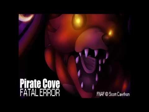 [FNAF] Pirate Cove - Fatal Error
