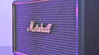 Test: Marshall Stanmore Multiroom Lautsprecher | deutsch