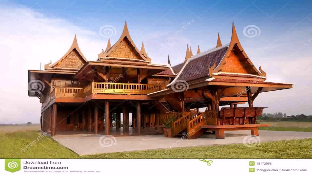 Modern Thai House Design Architecture Youtube