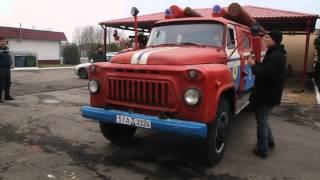 Пожарная машина ГАЗ-53А 1983  Soviet fire truck GAZ-53A 1983 p14