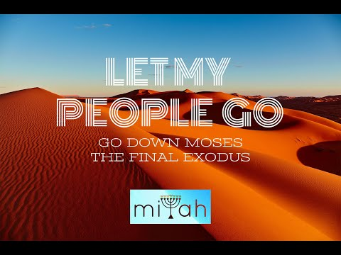 LET MY PEOPLE GO! (PASSOVER SONG) by miYAH