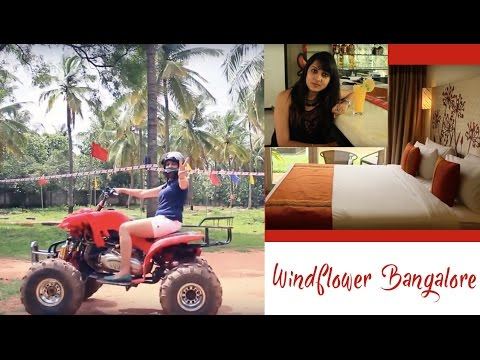 Windflower Resort Bangalore | Romantic Adventure Weekend Review and Room Tour