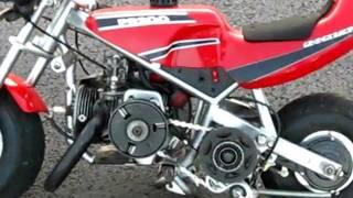 Razor Pocket Rocket shifts gears
