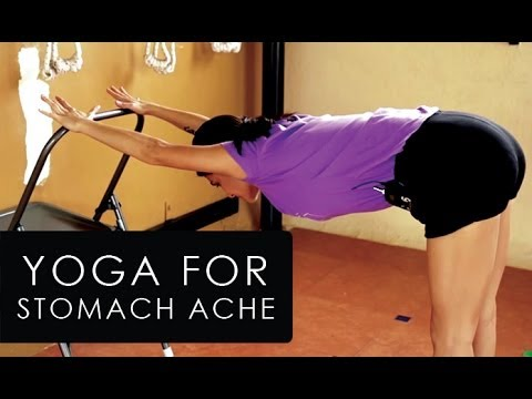 iyengar yoga for acidity and indigestion  youtube