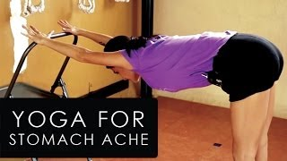 Iyengar Yoga for Acidity and Indigestion