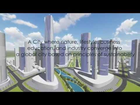 Clark Green City Development