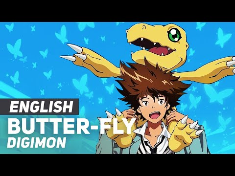 "Digimon - ""Butter-Fly"" 