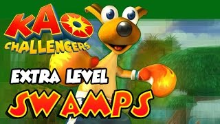 KAO Challengers (PSP) Extra Level - Swamps