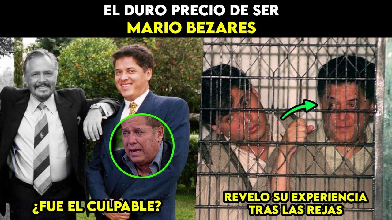 El duro precio de ser Mario Bezares