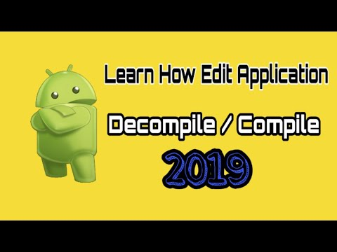 Learn How To Edit Apk File With Easy Tool 2019