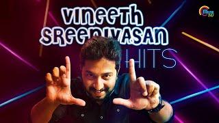 Vineeth Sreenivasan Hits | Popular Vineeth Sreenivasan Songs | Best Malayalam Songs | Audio Jukebox