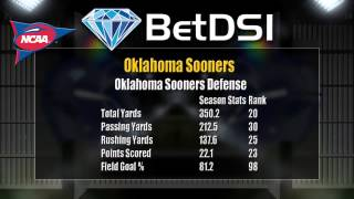 Oklahoma Sooners Odds | 2014 NCAA Football Team Preview and Betting Predictions