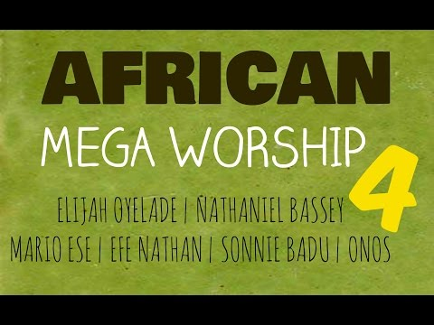 African Mega Worship (Volume 4) | **Gospel Inspiration.TV**