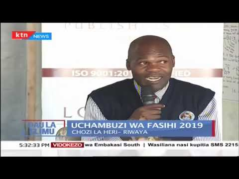 Uchambuzi wa Fasihi 2019 | Dau la Elimu 6th April 2019