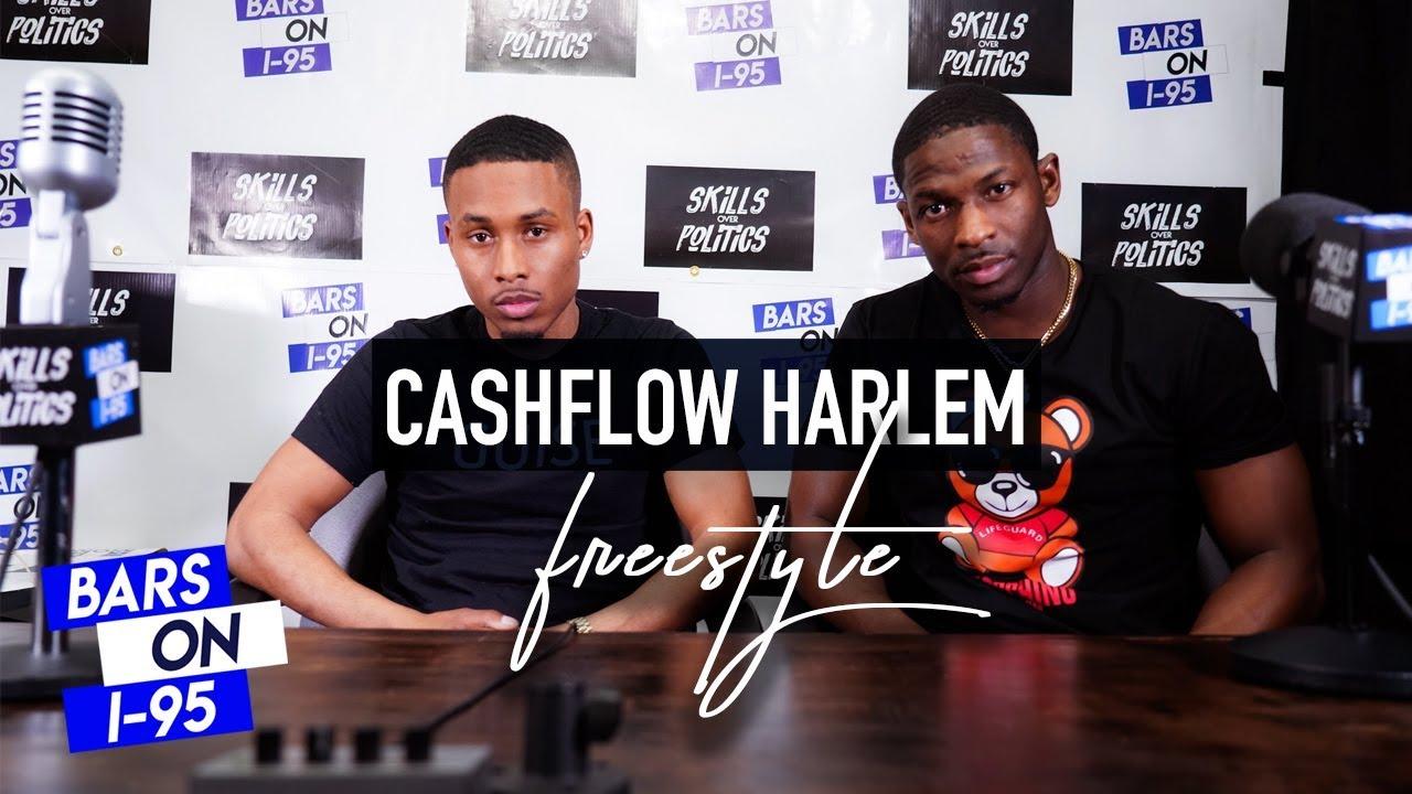 Cashflow Harlem Bars On I-95 Freestyle