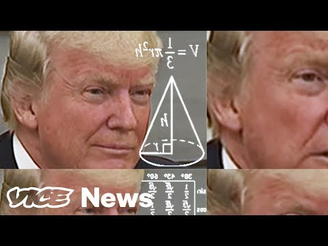 Donald Trump Counts To The Biggest Number Ever