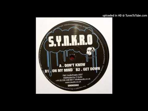 Synkro -  Don't Know