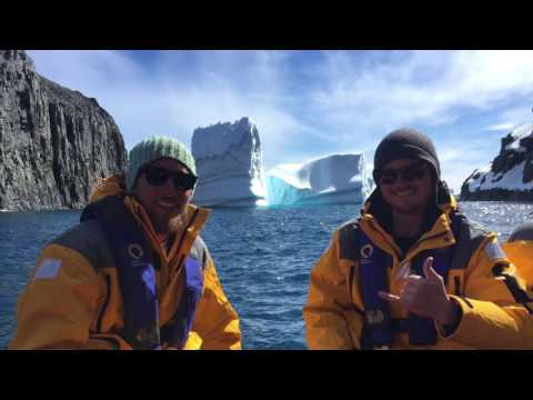 Will and Dom's Excellent Antarctica Adventure
