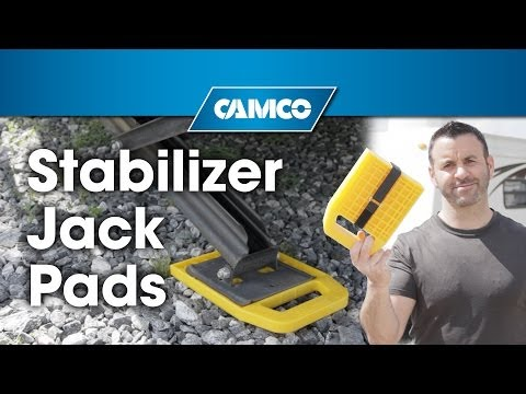 Stabilizer Jack Pads Youtube