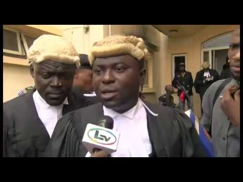 Evan's lawyer expresses shock as the Kidnapper was arraigned in Lagos High Court