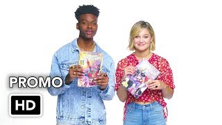 "Marvel's Cloak and Dagger (Freeform) ""Free Comic Book Day PSA"" Promo HD"
