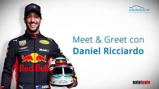 Meet & Greet con Daniel Ricciardo