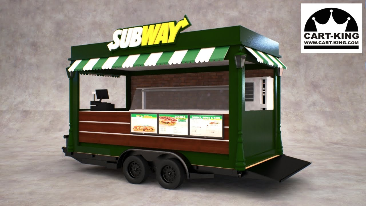 Concession Stands For Sale Top Food And Beverage Kiosk