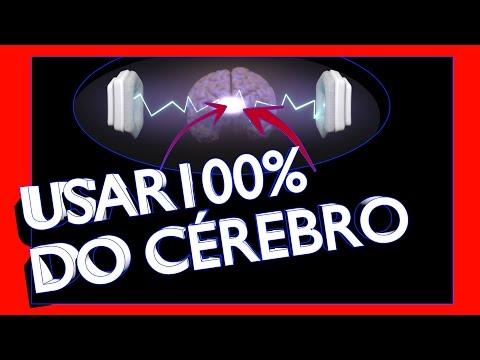 MÚSICA PARA ESTUDAR, AUMENTAR A INTELIGÊNCIA E USAR 100% DA CAPACIDADE CEREBRAL -  100% OF BRAIN CAP