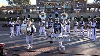 The Disneyland Band - Star Wars Medley - Town Center Square January 2019