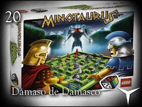 Unboxing Minotaurus Lego Juego De Mesa Espanol Juguemos 20