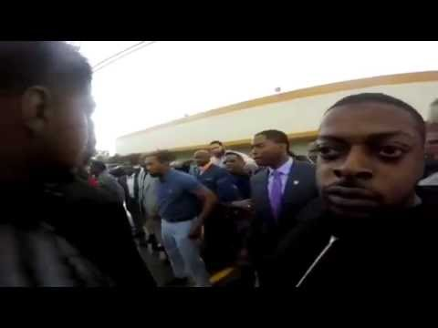 A riot took place at Great Faith Ministries International in Detroit!