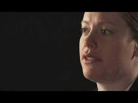 U.S. Navy Dentist - Lieutenant Commander Heather Gnau