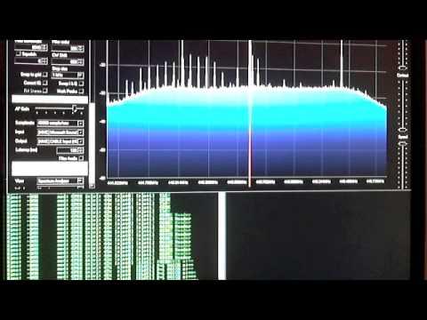 DMR decode test