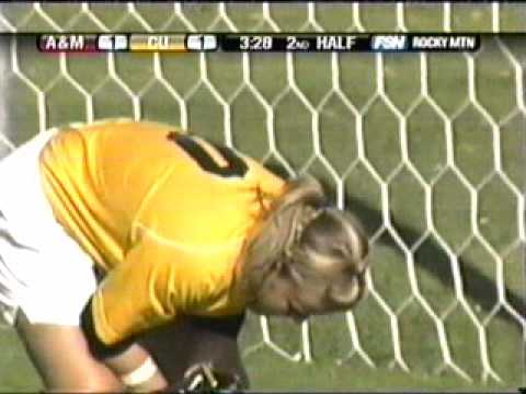 Texas A&M Soccer at Colorado 2008 - Equalizer