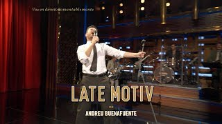 LATE MOTIV - Miguel Maldonado. Livin' On a Prayer | #LateMotiv583