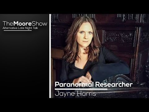 The UK's Foremost Female Paranormal Investigator and  Co-Founder of HD Paranormal