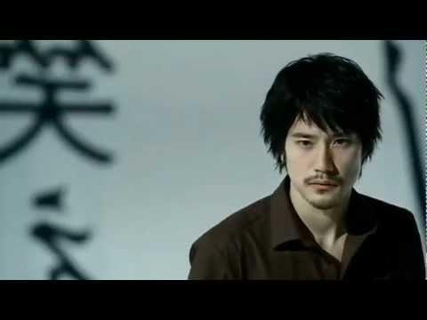 松山ケンイチ ウイダー CM スチル画像。CM動画を再生できます。