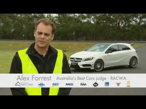 Australia's Best Cars 2014 - Best Sports Car $50,000 - $100,000 - Mercedes-Benz A 45 AMG