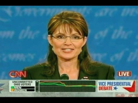 Sarah Palin Jon Stewart Late Show CBS The Colbert Report from YouTube · Duration:  1 minutes 40 seconds