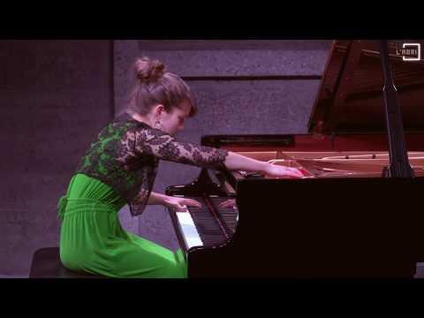"GOODALE ""After Bismillah"" (Severim ben seni) - Joanna Goodale, piano"
